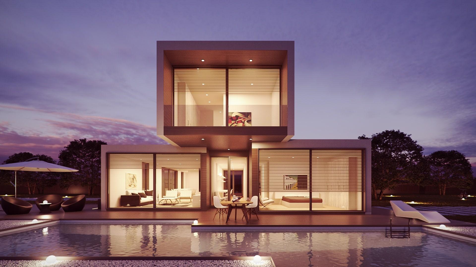 Design terrestre - habitation