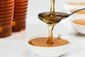 miel et pain d'épices