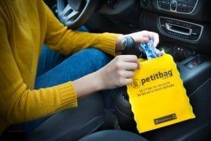 sac écologique pour voiture