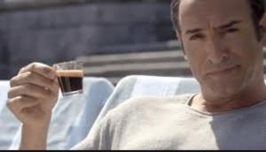 Jean Dujardin et Nespresso