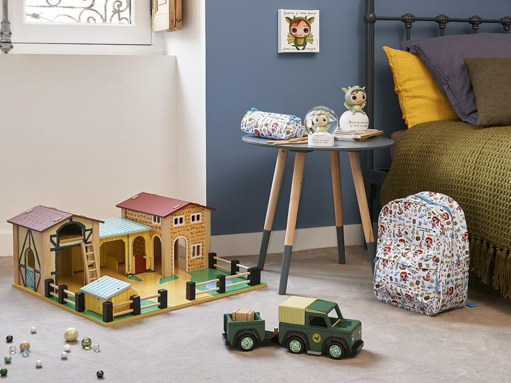 Décoration chambre garçon - Le Toy Van - Quand je serai grand