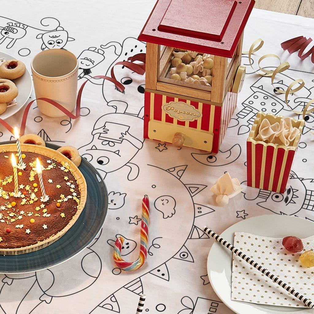 """Jouet en bois """"machine à popcorn"""" Le Toy Van"""