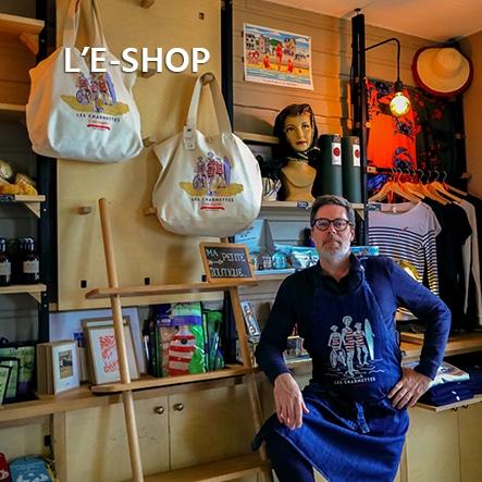 La boutique By The Charmettes